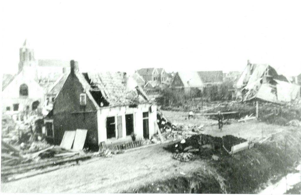 V1 Poortvliet 1945