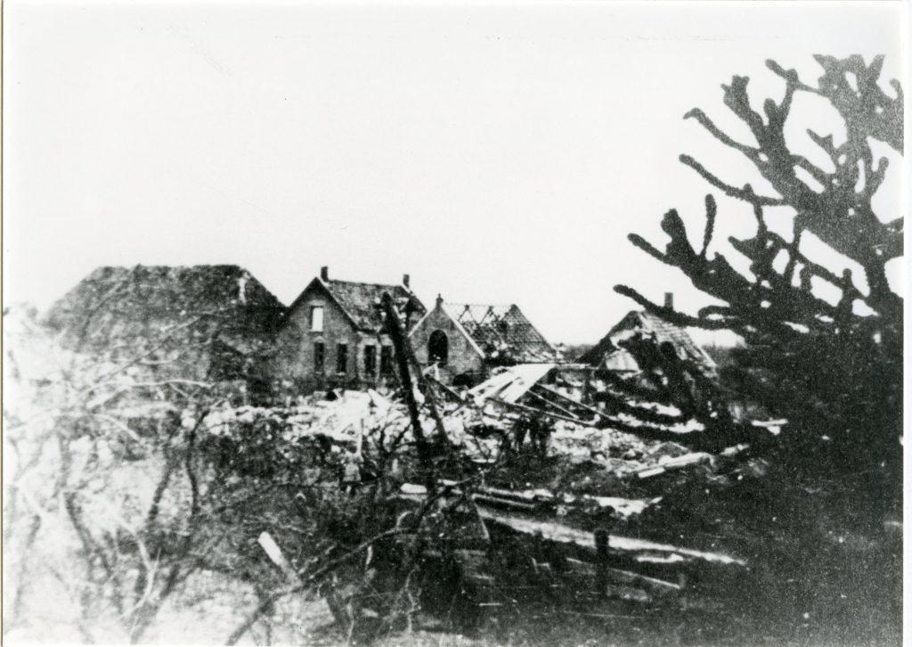 V1-Poortvliet schade